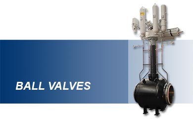Ball Valves - Vector Valves