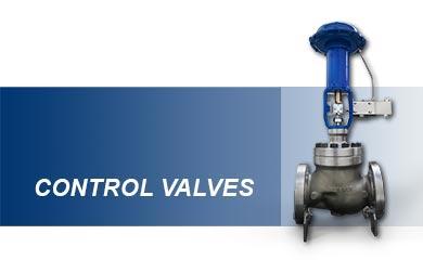 Control Valves - Vector Valves