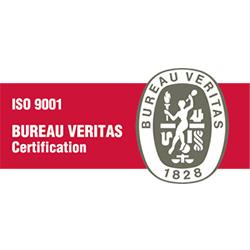 Vector Valves - ISO 9001