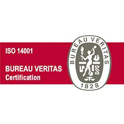 Vector Valves - ISO 14001